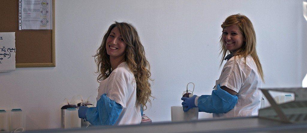 pieve sestina officina trasfusionale unica Romagna