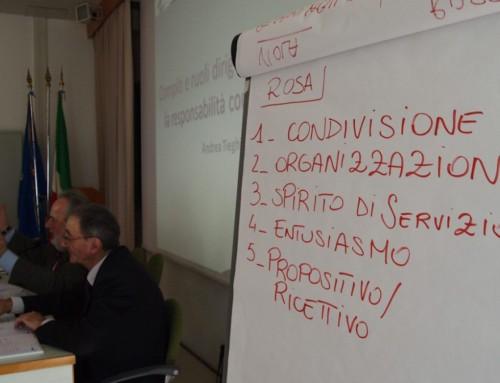 Formazione dirigenti a Bertinoro: 18 e 19 marzo