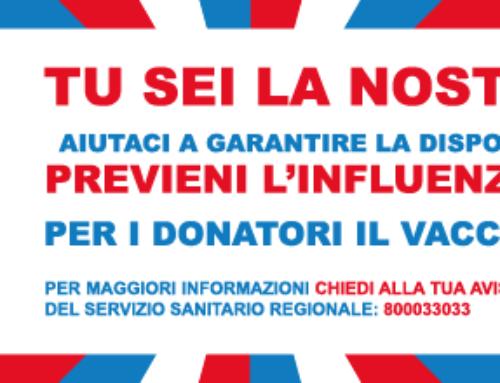 #donatorivaccinati