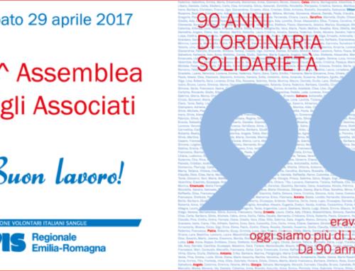 46ª Assemblea di Avis Emilia-Romagna