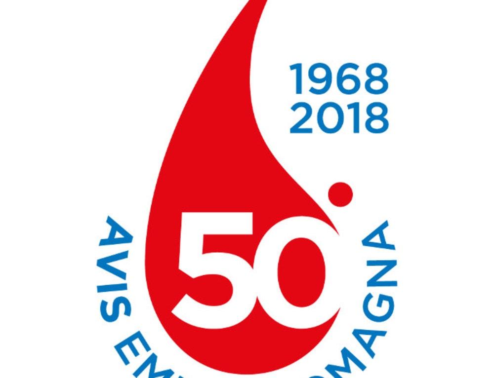 I 5o anni di Avis Emilia-Romagna