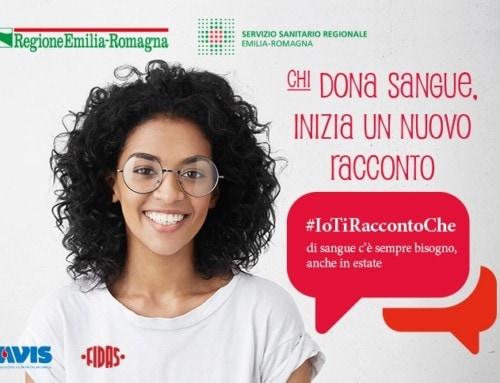 Giornata Mondiale dei Donatori di Sangue: parte la campagna regionale 2018