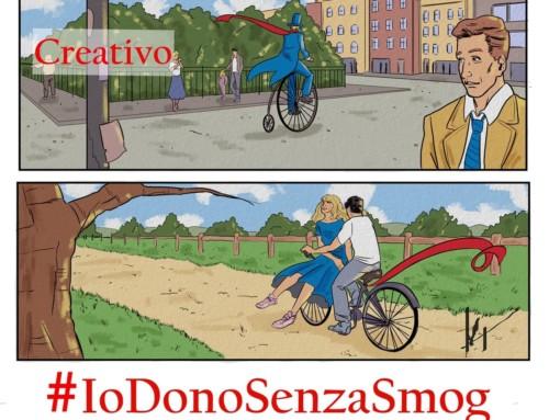 #IoDonoSenzaSmog