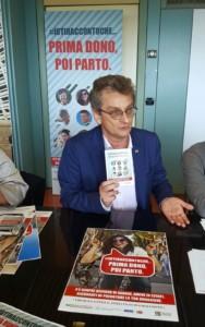 Maurizio Pirazzoli Avis Emilia-Romagna - foto Paolo Righi